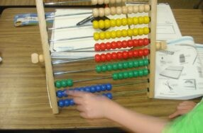 Rounding using an Abacus!