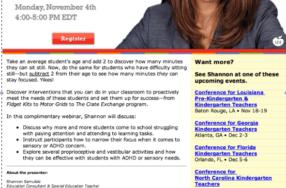 Complimentary Webinar-Join me!
