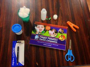 Finger Funatics Parent Kit