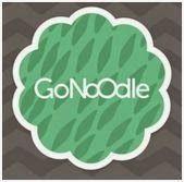 GoNoodle: A Website Full of Brain Breaks
