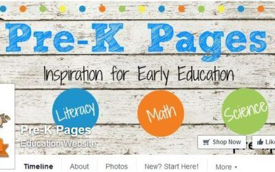 Pre K- Pages, Inspiration for Early Education