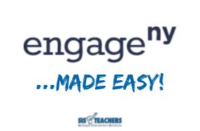 Engage NY Made EASY!