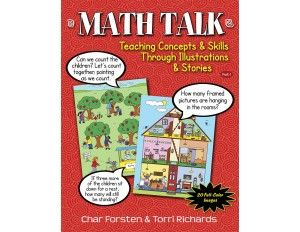 math talk book