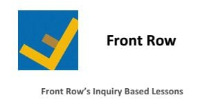 Front Row: Technology Resource for K-8
