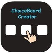 ChoiceBoard-Creator APP