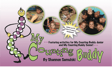 Counting Buddy Book