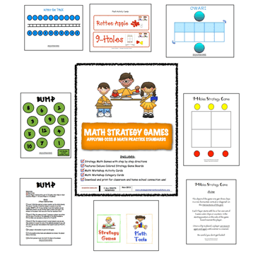 math strategy game download
