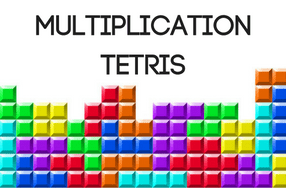 Multiplication Tetris!