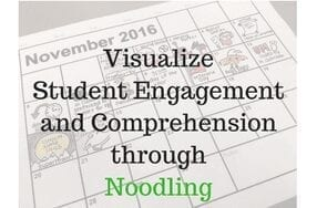 "Visualize Student Engagement and Comprehension through ""Noodling"""