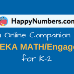 Happy Numbers: Online Companion to Eureka Math for K-2