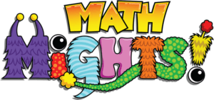 Math Mights Brand Logo