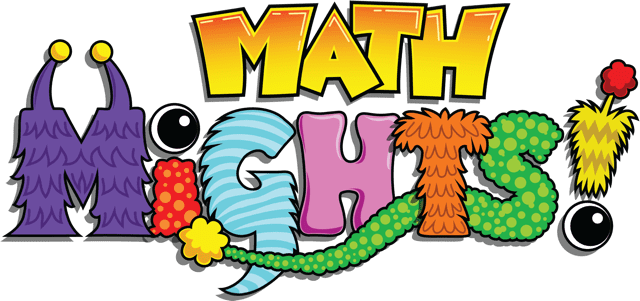 Math Mights Brand Logo