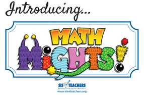 Introducing…The Math Mights!
