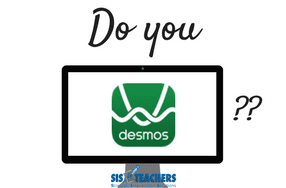 Do you Desmos?