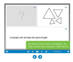 math vocab app