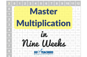 Master Multiplication in Nine Weeks!