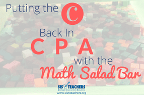 Putting the C back in CPA with the Math Salad Bar