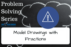 model drawing fractions
