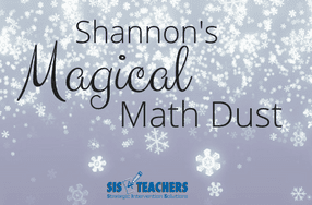 Magical Math Dust – Manipulatives