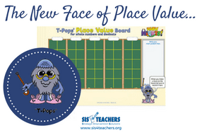 The New Face of Place Value – T-Pops!