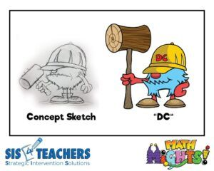 DC sketch