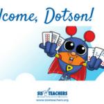 Welcome, Dotson!