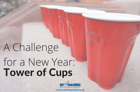 A Challenge for a New Year: Tower of Cups