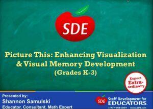 webinar visual memory