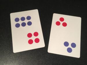 scatter cards
