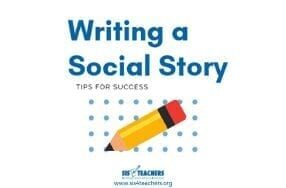 Writing A Social Story Featured Image