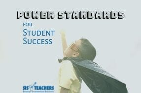Power Standards for Student Success