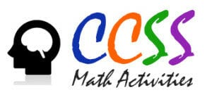 CCSS Math Activities Logo