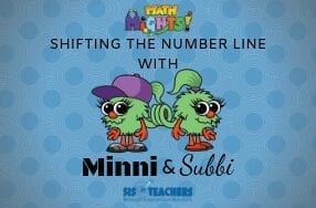 Shifting the Number Line with Minni and Subbi