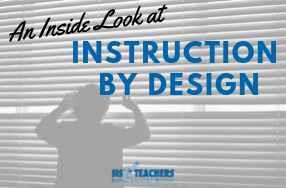 An Inside Look at Instruction By Design
