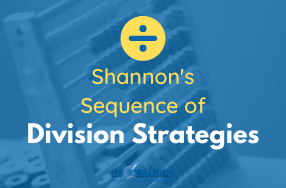 Shannon's Sequence of Division Strategies