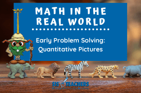 Math in the Real World with Littles: Quantitative Pictures