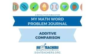 1st Grade Problem Solving: Additive Comparison