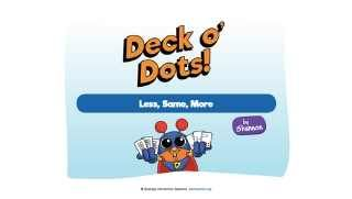 Deck o' Dots Less, Same, More