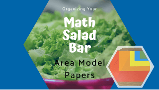 Organizing Fraction Tools: Area Model Papers