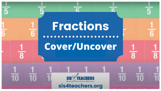 Fractions Game: Cover/Uncover