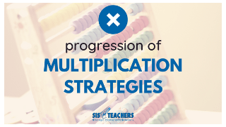 Multiplication Strategies Progression