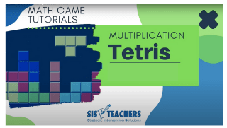 Multiplication Tetris