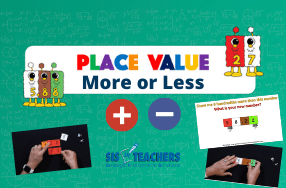 Place Value: More or Less