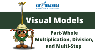 Going Deeper with Visual Models: Part-Whole Multiplication/Division