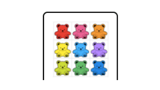 Teddy Bear Counters (by Toy Theater)
