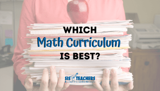 Which math curriculum is best?