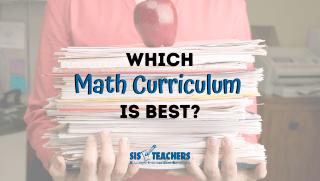 Which math curriculum is best?