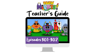 Math Mights Teacher's Guide: Episodes 301-302