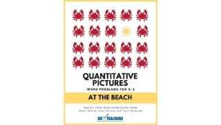 Quantitative Pictures: At the Beach