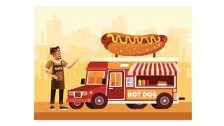 Hot Dog Stand – Math Task